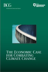 The Economic Case for Combating Climate Change summary