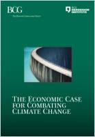The Economic Case for Combating Climate Change