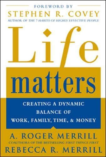 Image of: Life Matters