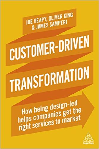 Image of: Customer-Driven Transformation
