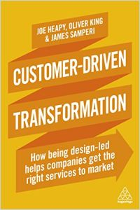 Customer-Driven Transformation book summary