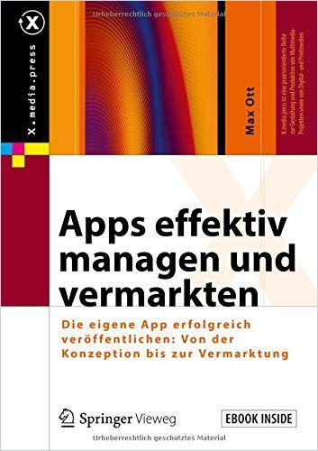 Image of: Apps effektiv managen und vermarkten