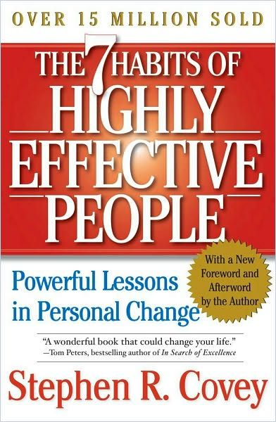 Image of: The 7 Habits of Highly Effective People