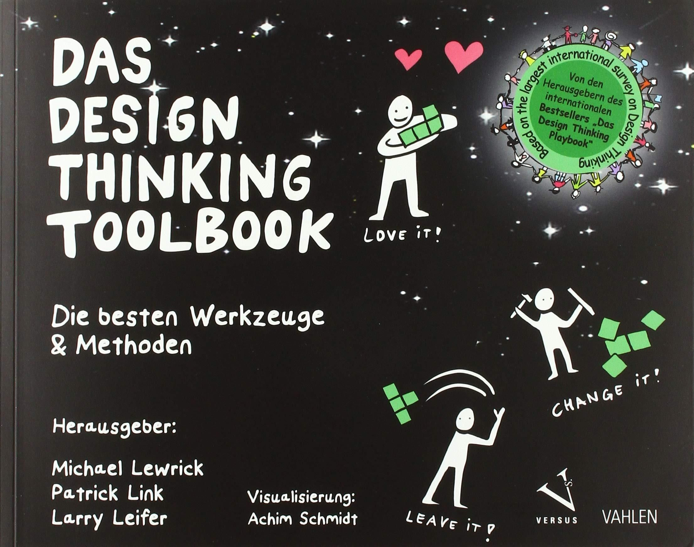 Image of: Das Design Thinking Toolbook