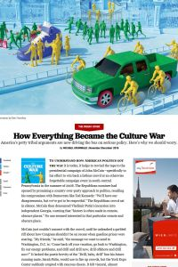 How Everything Became the Culture War summary