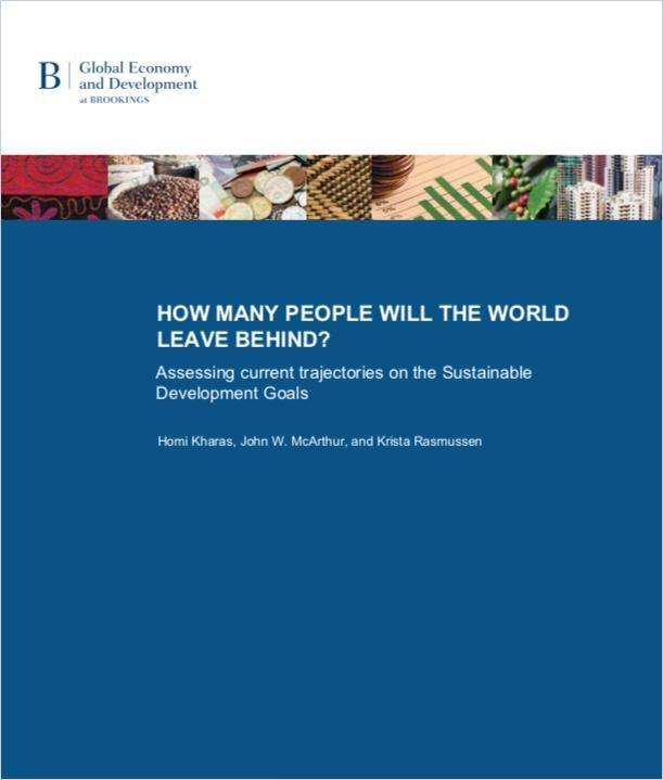 Image of: How Many People Will the World Leave Behind?