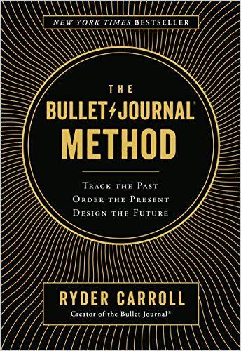 Image of: The Bullet Journal Method