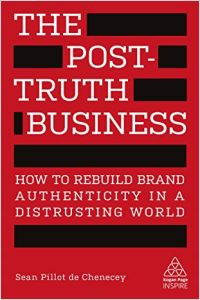 The Post-Truth Business book summary