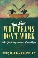 The NEW Why Teams Don't Work book summary
