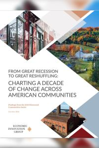 From Great Recession to Great Reshuffling summary
