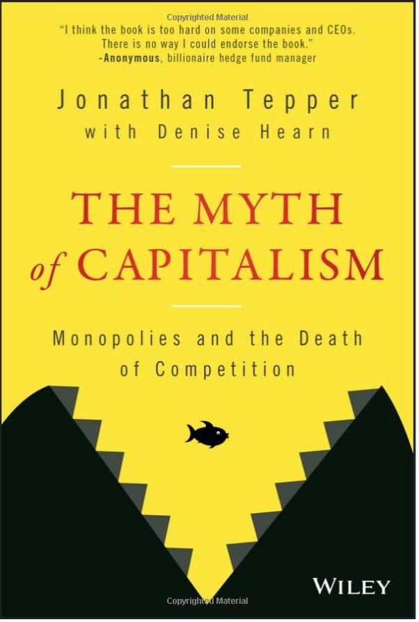 Image of: The Myth of Capitalism