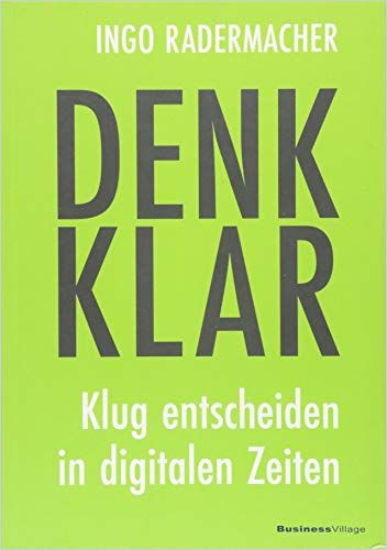 Image of: Denk klar