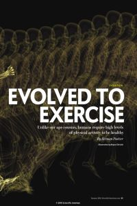 Evolved to Exercise summary