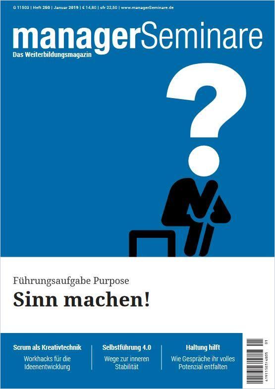 Image of: Haltung hilft