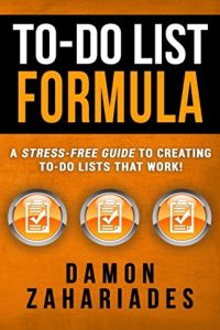 To-Do List Formula book summary