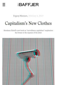 Capitalism's New Clothes summary