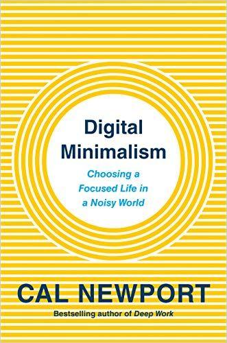 Image of: Digital Minimalism