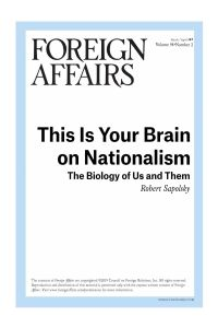 This Is Your Brain on Nationalism summary