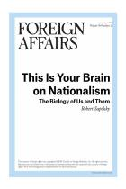 This Is Your Brain on Nationalism
