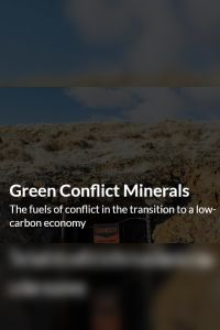 Green Conflict Minerals summary