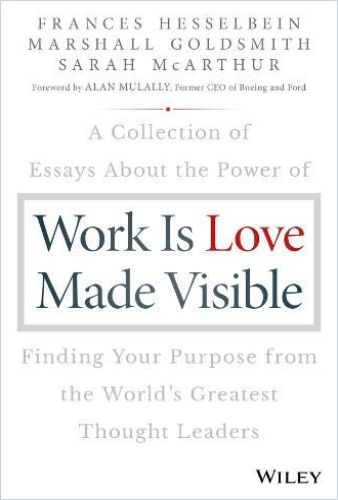 Image of: Work Is Love Made Visible