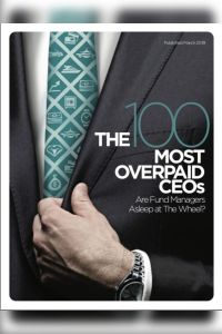The 100 Most Overpaid CEOs summary
