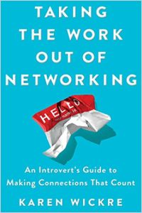 Taking the Work Out of Networking book summary