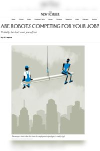 Are Robots Competing for Your Job? summary