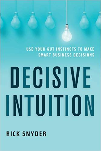 Image of: Decisive Intuition