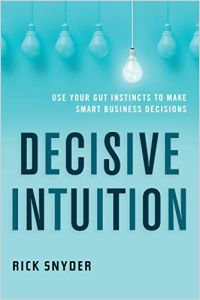 Decisive Intuition book summary