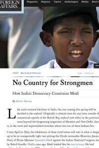 No Country for Strongmen summary