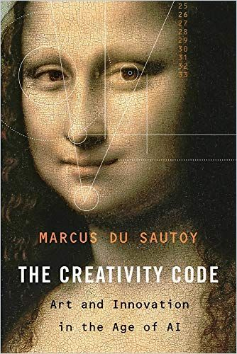 Image of: The Creativity Code