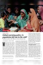 Global Warming Policy: Is Population Left Out in the Cold?
