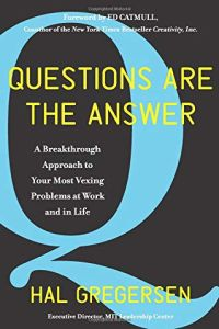 Questions Are the Answer book summary