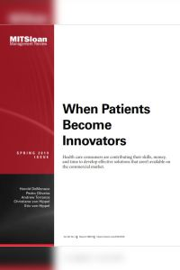 When Patients Become Innovators summary
