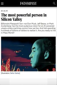 The Most Powerful Person in Silicon Valley summary