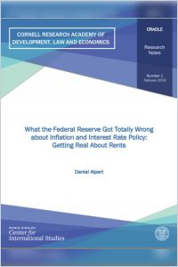What the Federal Reserve Got Totally Wrong about Inflation and Interest Rate Policy summary