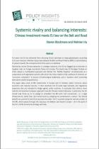 Systemic Rivalry and Balancing Interests