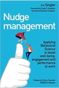 Nudge Management book summary