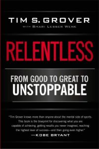 Relentless book summary
