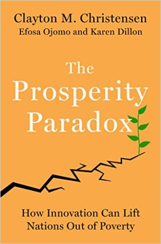 Image of: The Prosperity Paradox
