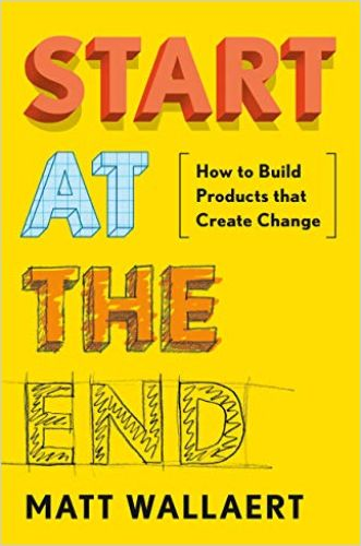 Image of: Start at the End