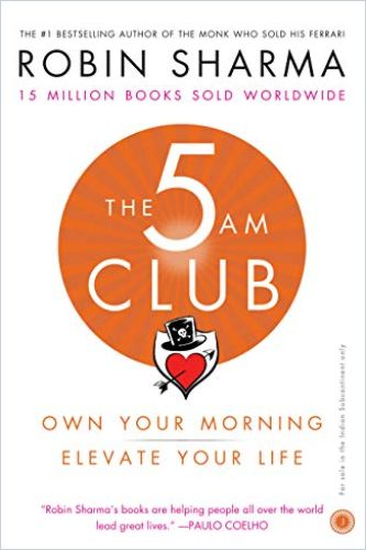 Image of: The 5 AM Club