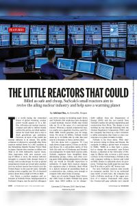The Little Reactors that Could summary