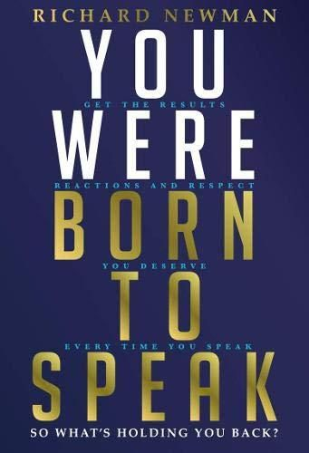 Image of: You Were Born to Speak