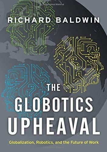 Image of: The Globotics Upheaval