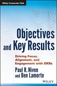 Objectives and Key Results book summary