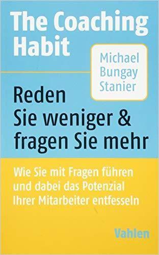 Image of: The Coaching Habit