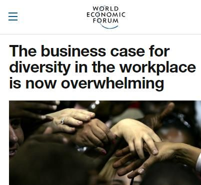 Image of: The Business Case for Diversity in the Workplace Is Now Overwhelming