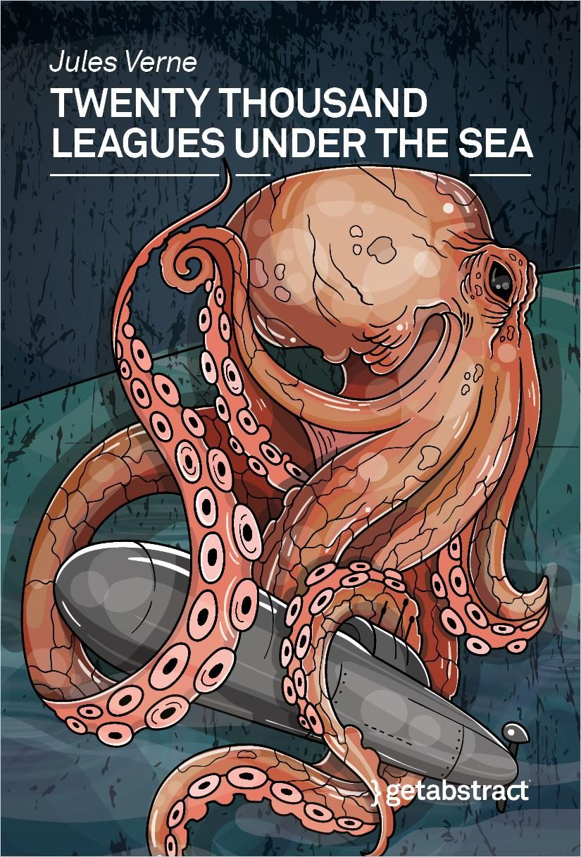 Image of: Twenty Thousand Leagues Under the Sea